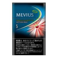 Rokok Mevius Option Red 5
