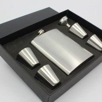 paket bottle wine Portable Stainless Steel 8oz exclusive