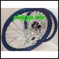 Kualitas Terbaik Sepaket Velg Tdr Original - Motor New Cb150 R - Cbr -