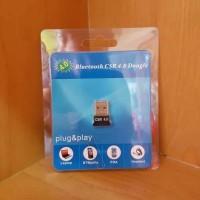 PALING LARIS BLUETOOTH RECEIVER CSR 4.0 DONGLE USB+CD DRIVER