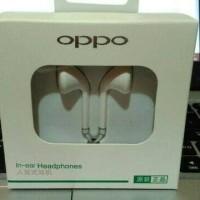 HEADSET HANDSFREE OPPO F1 F1S F3 F5 R5 R7 R9 NEO 5 NEO 7 ORIGINAL 100%