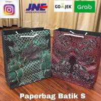 Harga Tas Kertas Batik Travelbon.com