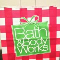 PROMO GAEESS BATH & BODY WORKS BBW CLASSIC - HOLIDAY SEASON PAPER BAG