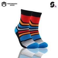 Kaos Kaki Olahraga Basket 'Anak' | Stayhoops Socks - Linia