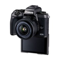 Harga canon eos m5 mirrorless digital camera with 15 | Pembandingharga.com