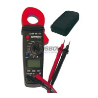 TANG AMPERE CLAMP METER KRISBOW MINI AC AUTORANGING 400A KW0600286