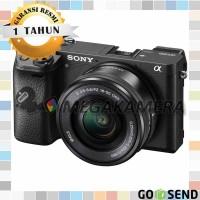Harga sony alpha a6300 mirrorless digital camera kit 1650mm | Pembandingharga.com