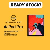 Apple iPad Pro 3rd Gen 2018 11 Inch 256GB Wifi Only Face ID Space Grey