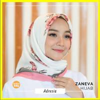 EKSKLUSIF Hijab Ayu Jilbab Voal Arab Kerudung Syari Adresia