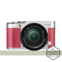 Harga fujifilm xa3 x a3 kit xc 16 50mm 16 50 mirrorless   Pembandingharga.com