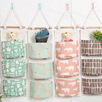 Pouch Gantung 3 SEKAT Storage Bag Gantung ( 3 SEKAT )
