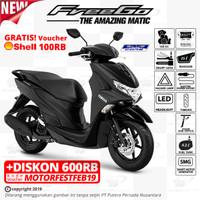 Yamaha FREEGO - OTR BOGOR