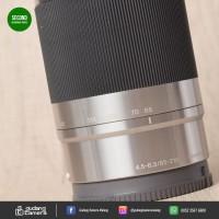 Secondhand - SONY E 55-210mm OSS - 8358 - Gudang Kamera Malang