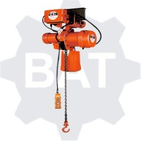 NITCHI EMT-MH5 Electric Chain Hoist Cap. 2 Ton x 6 mtr With Trolley