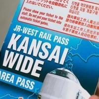 JAPAN KANSAI WIDE PASS 5 HARI (DEWASA) | JR Kansai Jepang