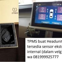 TPMS eksternal Head Unit Android universal