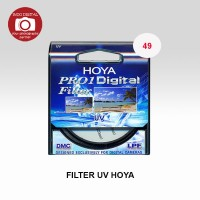FILTER UV HOYA 49 mm