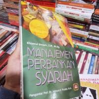 manajemen perbankan syariah
