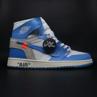 Nike Air Jordan OFF WHITE RETRO HIGH OG UNC - 13337
