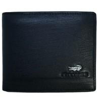 BeST Seller dompet kulit pria Crocodile DK1201 black import