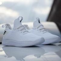 Sepatu Nike Zoom Pegasus Import White Putih Sport Casual Wanita