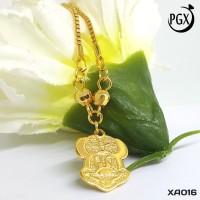 Kalung Koye Anak Terbaru - Perhiasan Xuping Lapis Emas Terlaris XA016