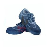 Sepatu Safety - Steel Horse 9131 Hitam Best Deals