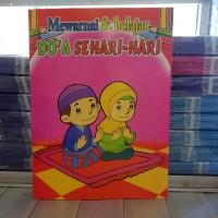 Buku Mewarnai dan belajar Doa Sehari-hari, Do'a sehari - hari