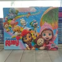 Puzzle / Puzle / Pazel RuBy uk Besar belajar mengasah otak anak