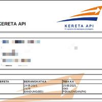 Harga Tiket Kereta Hargano.com