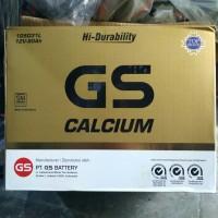 aki mobil battery GS astra type calcium 105D31L 12volt 80amper,