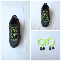 Lock laces / lace tali sepatu elastis ( fleksibel karet )