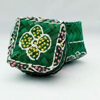 Box mini tempat perhiasan kerajinan dari Bali - besek mini - H1