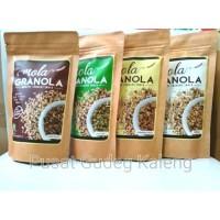 Mola Granola Paket Komplit All Varian