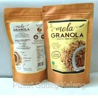 Mola Granola Varian Parmesan Cheese/ Keju