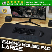 Gaming Mouse Pad Polos 500 x 800 mm Alas Mouse Super Besar