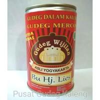 Gudeg Kaleng Mercon Bu Lies Extra Pedas