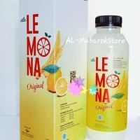 LEMONA Perasan Sari Lemon pure Asli Original
