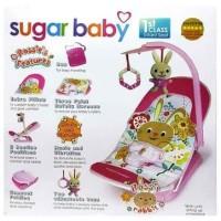 Kursi Bayi - infansat - Baby Bouncer Pink