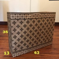 DIJUAL PAPERBAG XXL MOTIF 43X13X35 TAS KERTAS GOODIE BAG SHOPPING BAG