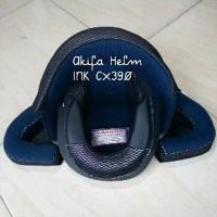 Harga spon busa helm ink batman cx390 grade | Pembandingharga.com