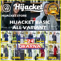 Original Hijacket All Variant Hijacket Jaket Muslimah