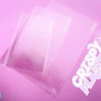 New Product!!! Crispy Plastic (Medium / 15X25Cm) Berkualitas