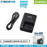 Charger Canon CB-2LCC for NB-10L (Powershot SX50, SX40, G15, G1X)