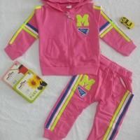 Baju Sweater Anak Pink  Baju Setelan Anak Import
