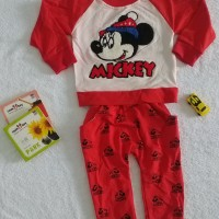 Baju Sweater Anak Lucu Mickey   Baju Setelan Anak Import