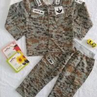 Baju Anak Soldier 3 in 1 Korea Import   Baju Anak Import