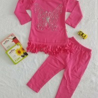 Baju Setelan Anak Perempuan   Baju Anak Import