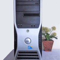 Komputer SERVER UNBK DELL PRECISION T5500 INTEL XEON