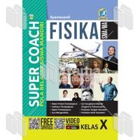 BUKU SUPER COACH FISIKA SMA/MA KELAS X KURIKULUM 2013 REVISI